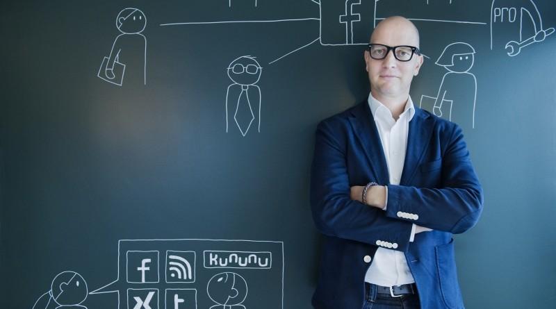 Matthias Mäder von Prospective Media