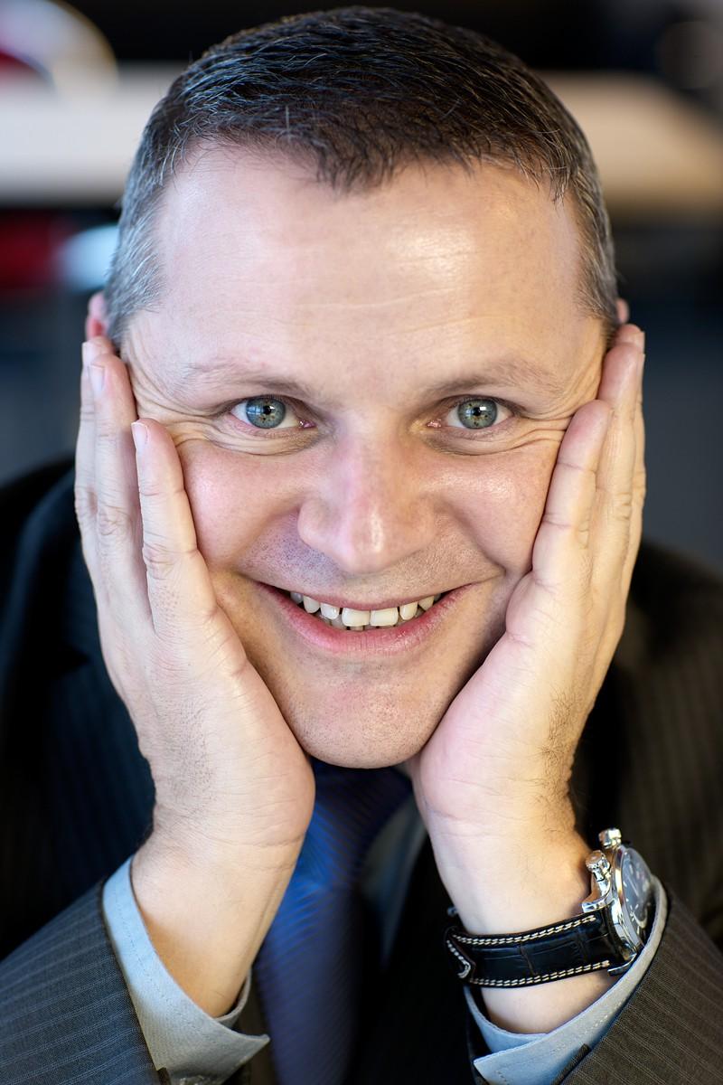 Jörg Buckmann, Verkehrsbetriebe Zürich (VBZ)