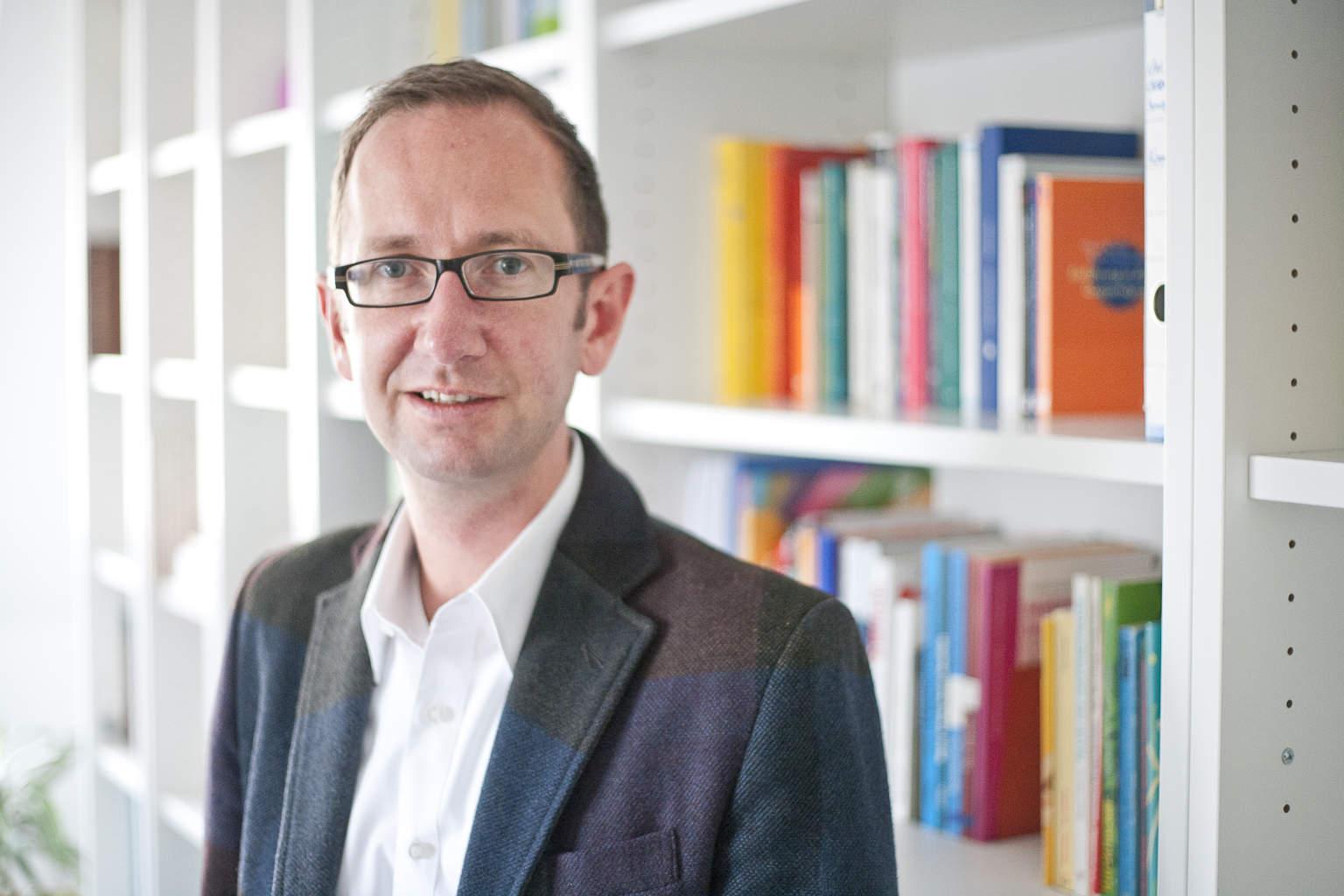 Peter Martin Thomas von der Sinus Akademie