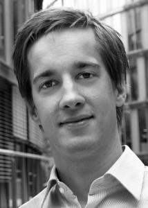 Florian Schreckenbach, Buchautor und Gründer von Talential