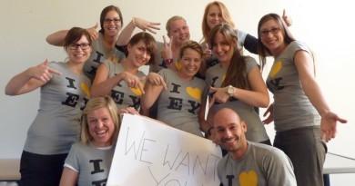 Das Employer Branding Team von Ernst & Young
