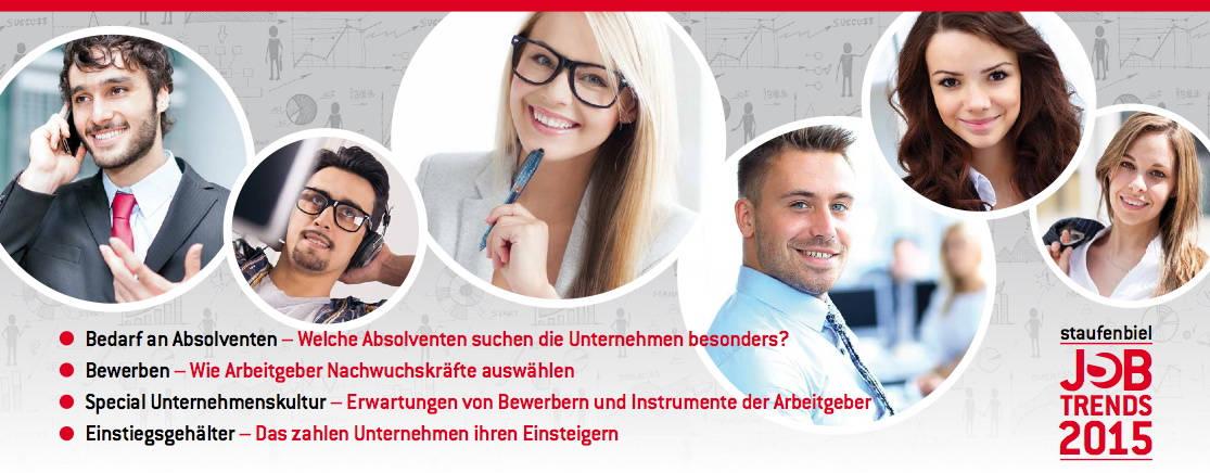 staufenbiel JobTrends cover