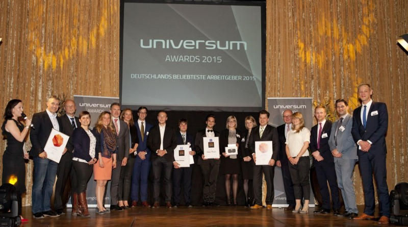 Die Universum Awards 2015.