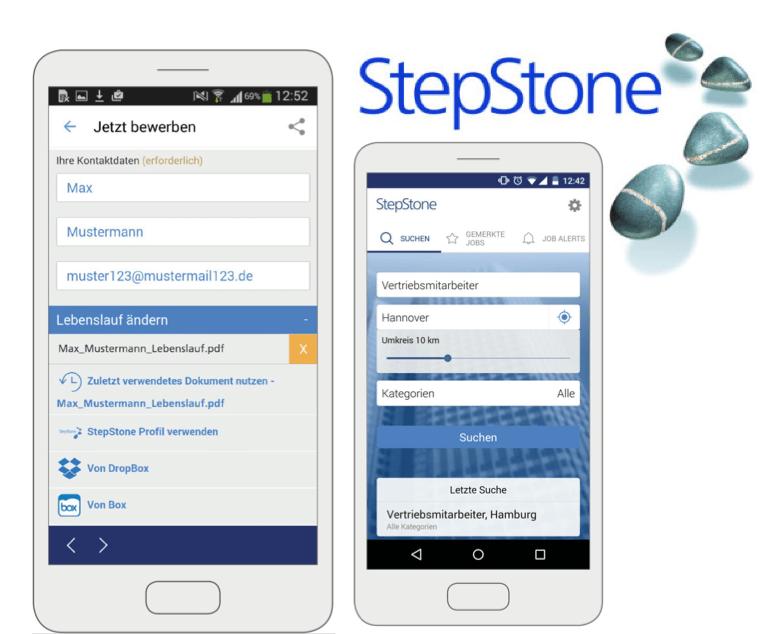 StepStone App