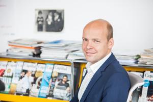 Horst von Buttlar, Chefredakteur von Capital.