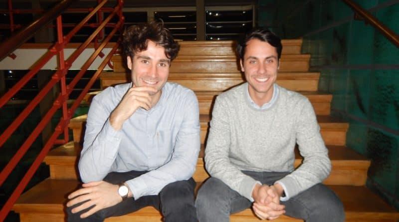 Mindance Gründer Robin Maier und Lukas Stenzel