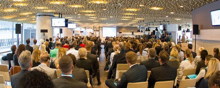Vermutlich mindestens so gut besucht wie letztes Jahr: das WORLD TALENT FORUM 2015.