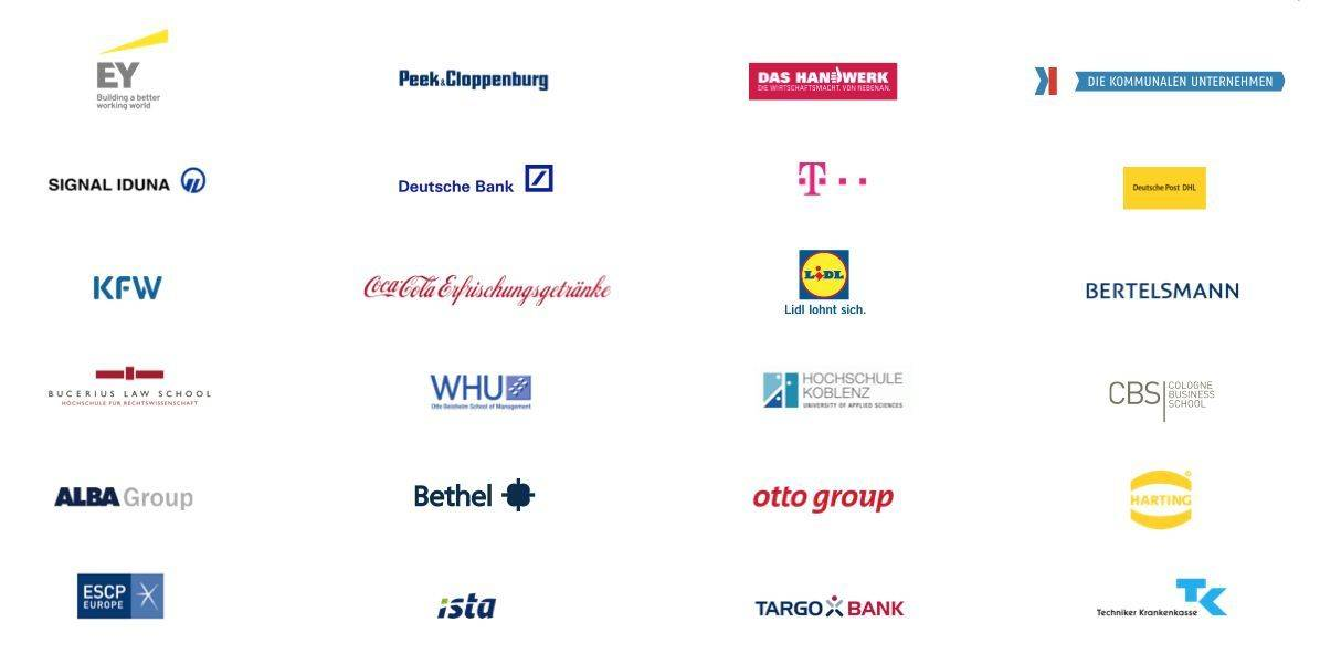 Eine Auswahl von blicksta Kunden (Stand Sommer 2015).