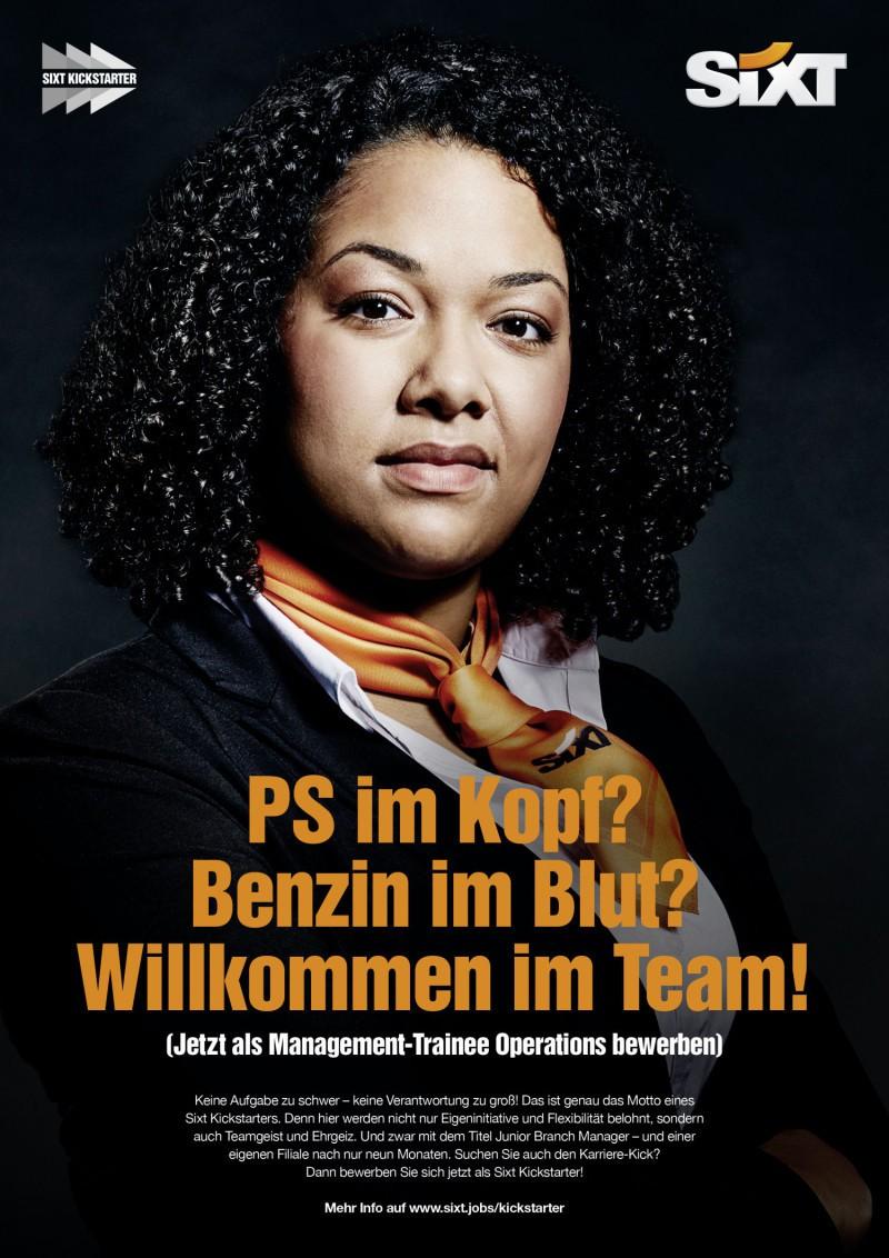 Sixt Trainee Recruiting_Layout_Anzeigen_160615_A4_2