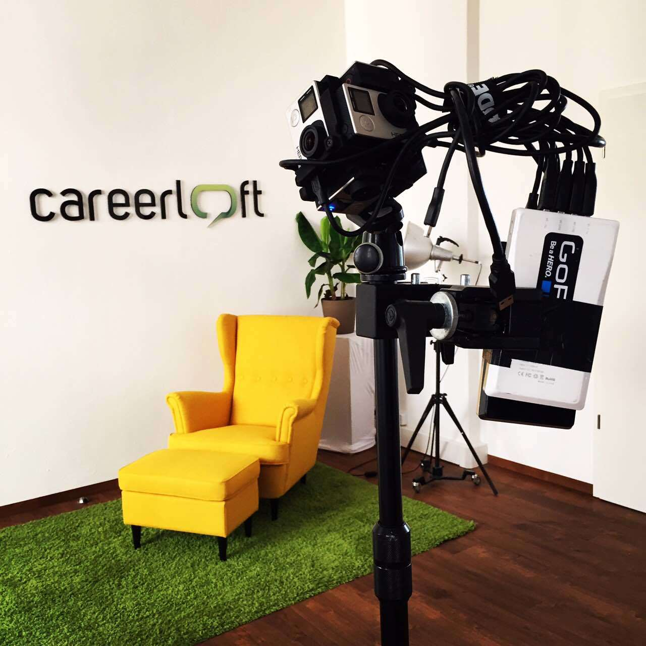 VR mit careerloft
