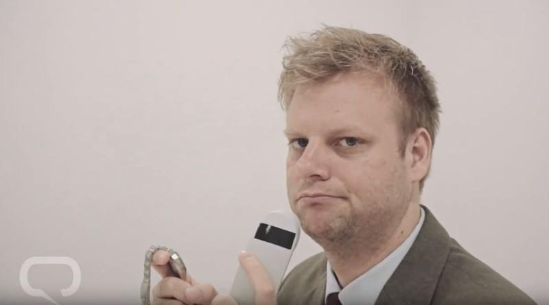 blicksta mit neuem Video: Telefonzeitansager. Have fun!