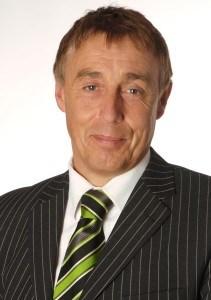 Prof. Dr. Manfred Leisenberg.