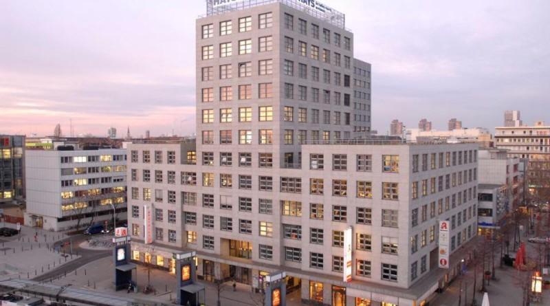 Die Haas Unternehmenszentrale.