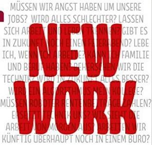 Neues Buch zum Thema New Work.