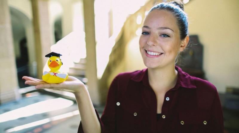 VariFast: Online Werbung für Studierende und Absolventen.