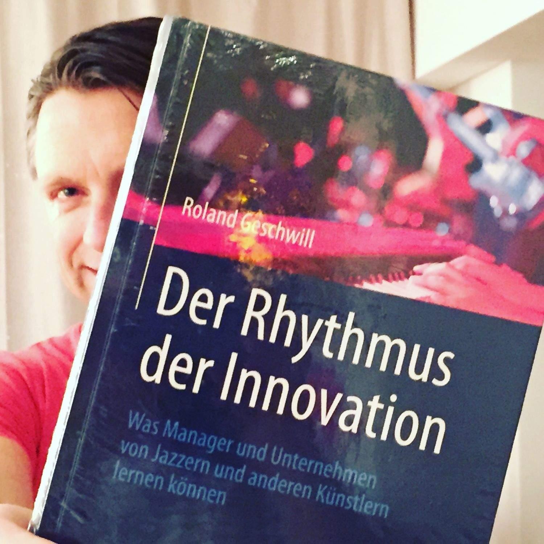 """Zu gewinnen: """"Der Rhythmus der Innovation"""""""