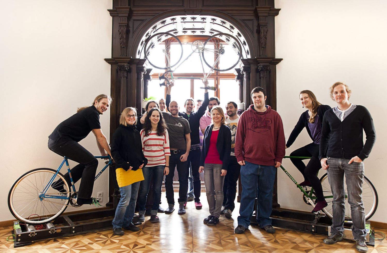 Das Bike Citizens Team gewinnt einen der XING New Work Awards.