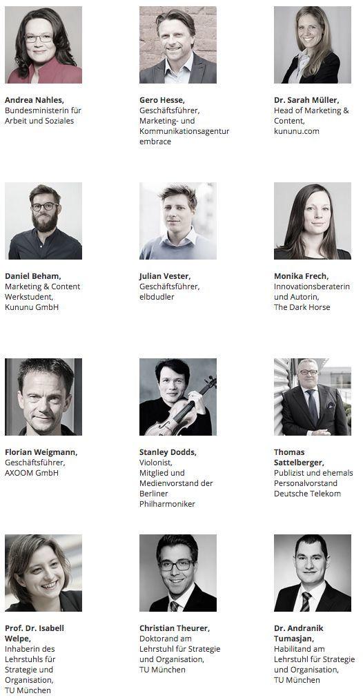 Einige Autoren des XING eBooks zum Thema New Work. Mein Beitrag dreht sich um Unternehmenskultur.