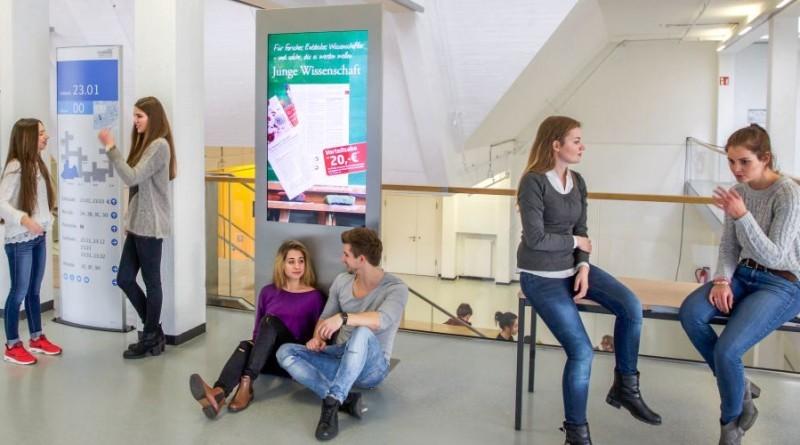 Deutsche Hochschulwerbung: Full Service im Hochschulmarketing.