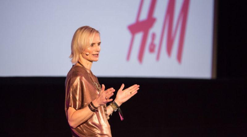 Angela Gallenz von H&M