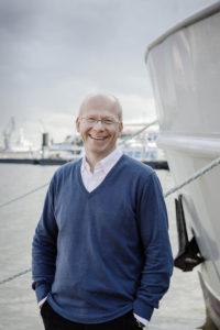 Frank W. Grube, Personalvorstand bei KPMG.