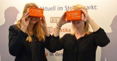 Virtual Reality im Personalmarketing