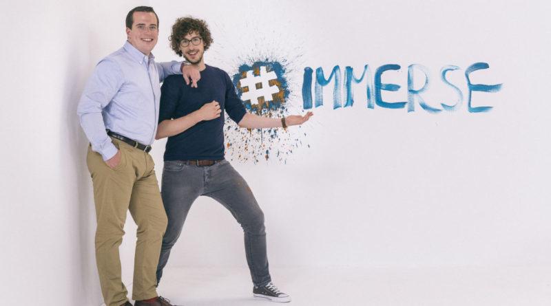 Max Schumacher und Philipp Preißer vom Employer Branding bei Munich Re
