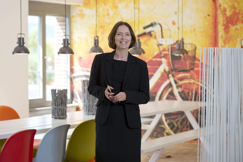 Susanne Busshart von Etecture.