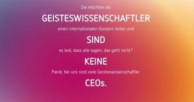 Bertelsmann: neues Traineeprogramm für Geisteswissenschaftler