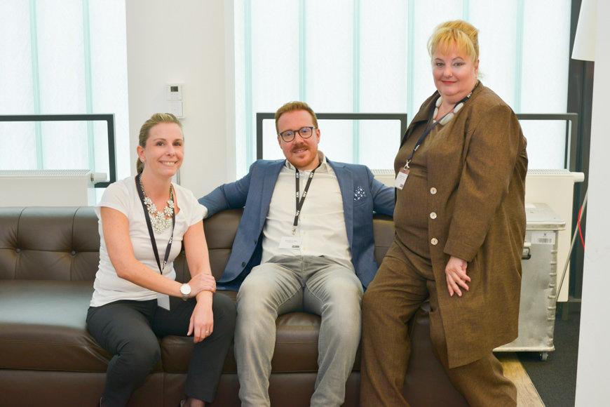 HR Failure Initiatoren: Nicole Goodfellow, Dominik Hahn, Sabine Vockrodt