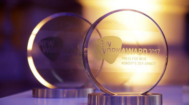 New Work Award 2017: jetzt bewerben!