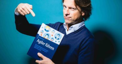 """Gewinne """"Agiler führen"""" von Svenja Hofert"""