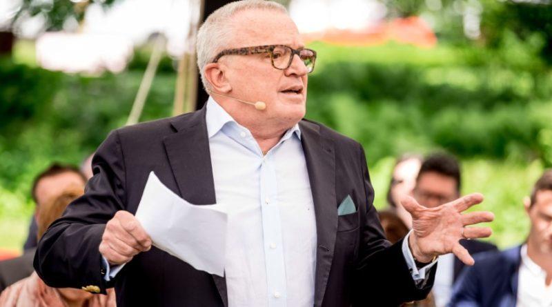 Thomas Sattelberger im saatkorn. Interview