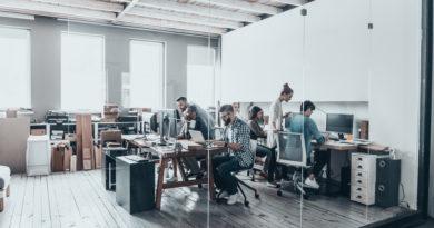 New Work Umfrage - Wie arbeitet Deutschland? Bildquelle shutterstock_572804851