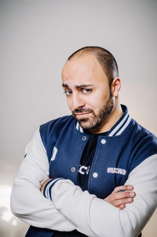 Ali Mahlodji (Bild: whatchado)