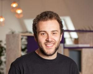 Benjamin Maischak, Gründer von JobUFO