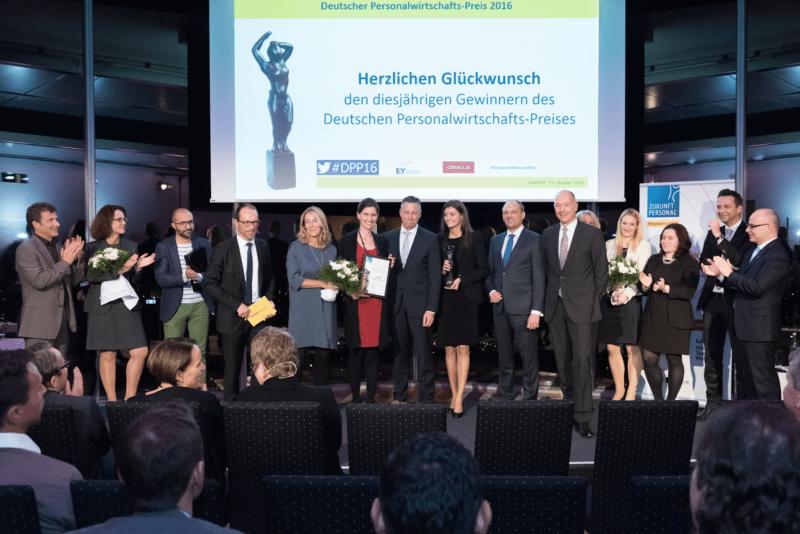 Personalwirtschaftspreis Gewinner 2016