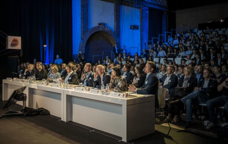 Spielt eine zentrale Rolle bei Talent Meets Bertelsmann: das Board