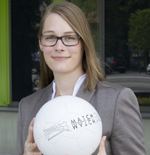 Gastautorin und New Work Award PreisträgerinJulia Kümper.