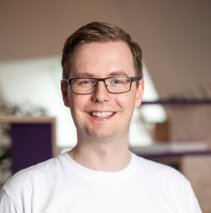Thomas Paucker von JobUFO