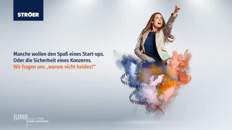 Employer Branding bei Ströer - warum nicht beides?