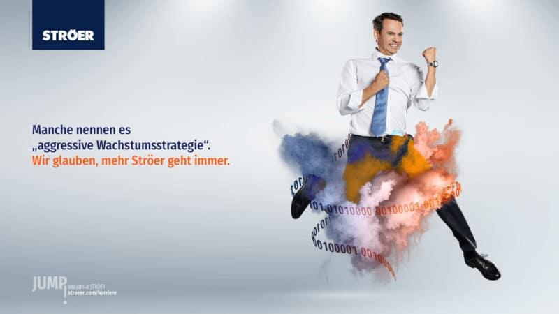 Employer Branding bei Ströer - mehr geht immer