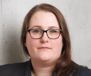 Bernadette Kramer von TERRITORY EMBRACE