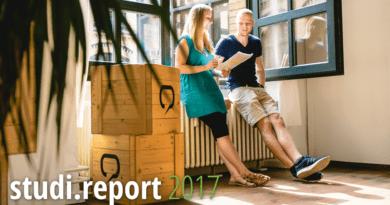 studi.report: New Work zentral für Studenten