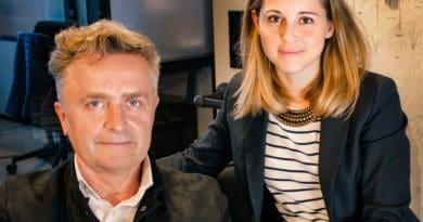 ProjectRoom Gründer Steffi und Henryk