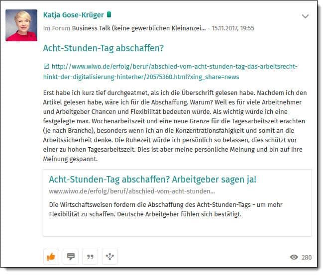 Fehler im Social Media Recruiting - Abwechslung im Recruiting Kanal