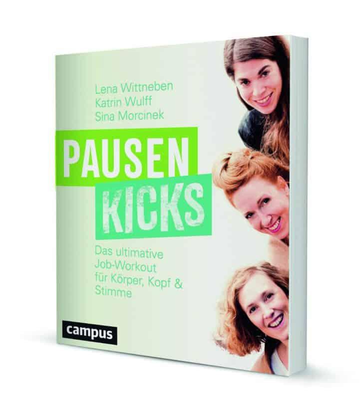 Das Buch Pausen Kicks