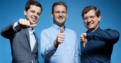 Das CASE Team Jan, Philipp und Max