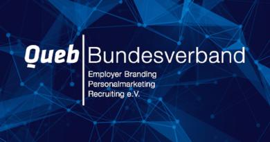 QUEB – der Bundesverband für Employer Branding, Personalmarketing & Recruiting stellt sich vor