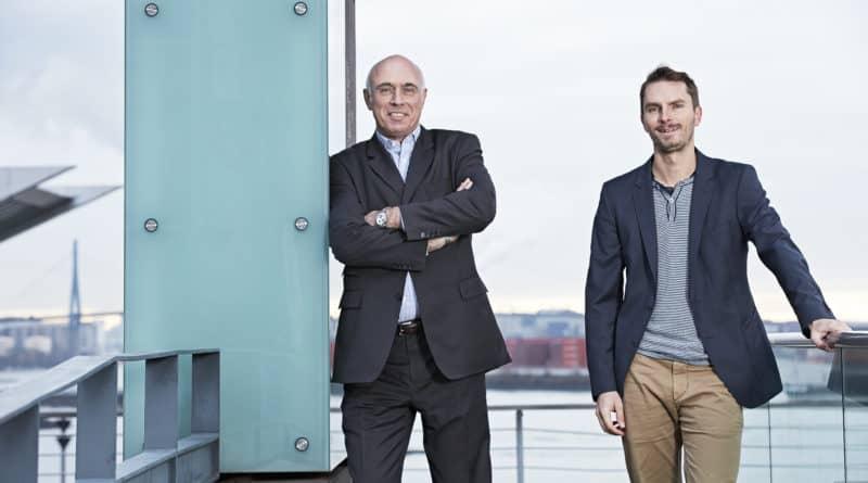 Bernd Vögele und Josef Schindler von Birdiematch
